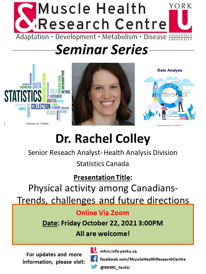 MHRC Seminar with Dr. Rachel Colley